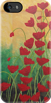 Poppi's Poppies by Herb Dickinson