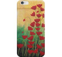 Poppi's Poppies iPhone Case/Skin