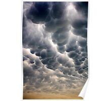 Mammatus Cloud Poster
