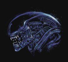 Space Nightmare (horror purple) by doctormonekers