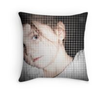 Wired for Sound Throw Pillow