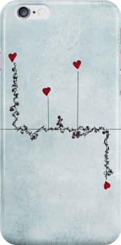 love grows - iphone case by Ingz