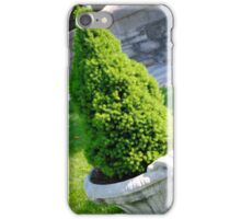 Bush in a Pot iPhone Case/Skin