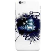 i-phone case -  The Silver Doe/Harry Potter iPhone Case/Skin