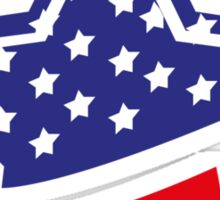 Americas Star Sticker