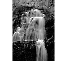 0127 Daylesford Waterfall Photographic Print