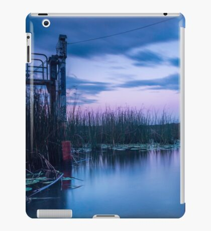 Tranquil Lake Reflections iPad Case/Skin