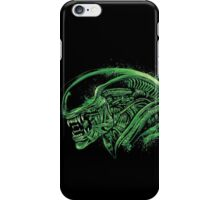Space Nigthmare iPhone Case/Skin