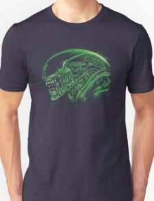 Space Nigthmare Unisex T-Shirt