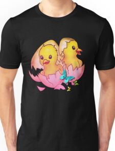 Easter Eggs2 Unisex T-Shirt