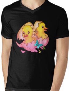 Easter Eggs2 Mens V-Neck T-Shirt