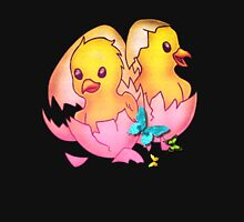 Easter Eggs2 Womens Fitted T-Shirt
