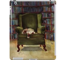 Monkey the Cat iPad Case/Skin