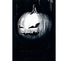 Keeping Up With Halloween Photographic Print