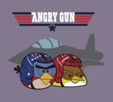 Angry Gun by Faniseto
