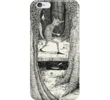 Through The Forest iPhone Case/Skin