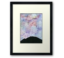 Alien Skies #4 Framed Print
