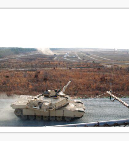 Abrams Sticker