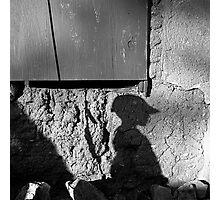 Son Shadow Photographic Print