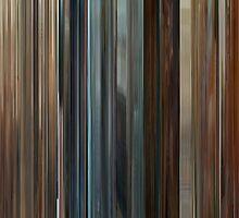 Moviebarcode: Juno (2007) by moviebarcode