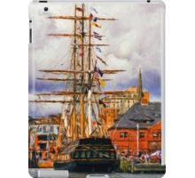 Old New England v2 iPad Case/Skin