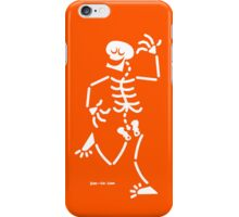 Dancing Skeleton iPhone Case/Skin