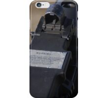 M2 Browning .50 Cal iPhone Case/Skin