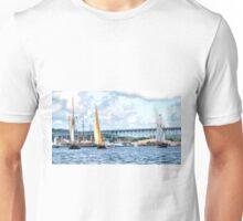 Leaving New London Unisex T-Shirt