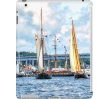 Leaving New London iPad Case/Skin