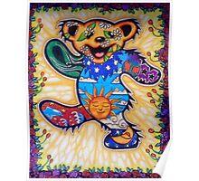 Bears struttin Poster