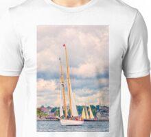 Under Cloudy Skies Unisex T-Shirt
