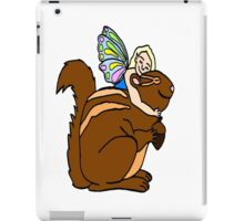 Faerie and Squirrel iPad Case/Skin