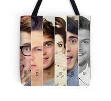 British YouTubers Tote Bag