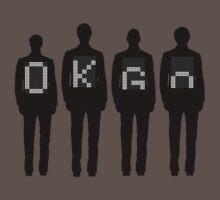 Tim, Damian, Dan & Andy One Piece - Short Sleeve