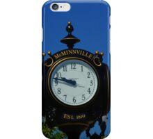 Bicentennial Clock iPhone Case/Skin
