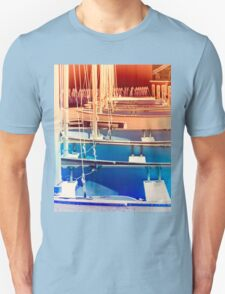 Small Boat Space T-Shirt