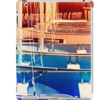 Small Boat Space iPad Case/Skin
