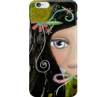 Secretly Happy iPhone Case/Skin