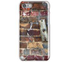 Old Brick iPhone Case/Skin