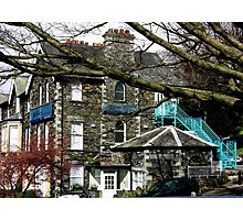 Ambleside House Photographic Print