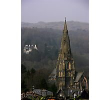 Ambleside Church Photographic Print