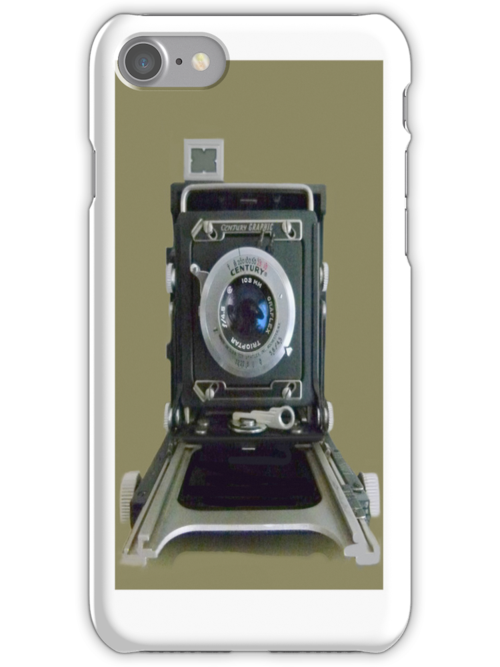 ☜ ☝ ☞ ☟ Century Graphic Camera iPhone Case ☜ ☝ ☞ ☟  by ✿✿ Bonita ✿✿ ђєℓℓσ