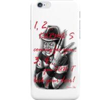 1,2 karmas coming 4 u IPHONE CASE iPhone Case/Skin