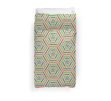 Hexagon colorfull Duvet Cover