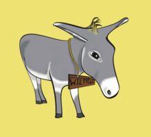 Wilhelm the Donkey by WaltaA