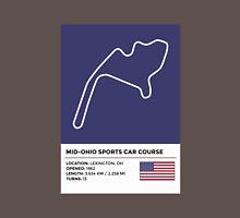 Mid-Ohio Sports Car Course Unisex T-Shirt