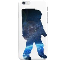 Space Man  - Astronaut Abstract iPhone Case/Skin