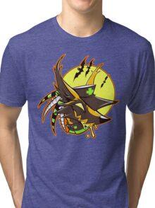 NEGAWEEN Tri-blend T-Shirt