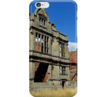 Morton Corbet Elizabethan Mansion iPhone Case/Skin