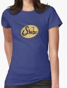 Suhr Amp Womens Fitted T-Shirt